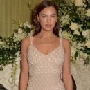 Irina Shayk – 2020 British Vogue and Tiffany Fashion and Film Party in London