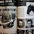 James Dean - Movie Life Magazine Pictorial [United States] (October 1958) - 454 x 348