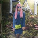 Lily Allen Pan World Premiere In London