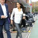 Michelle Rodriguez – Out and about in New York - 454 x 590