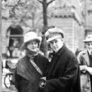 Sergei Esenin and Isadora Dunkan