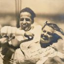 Mayo Methot and Humphrey Bogart