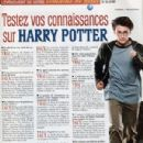 Daniel Radcliffe - Cine Tele Revue Magazine Pictorial [Belgium] (December 2005)