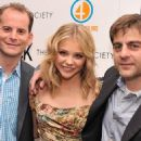 Chloe Moretz attended a screening of Hick last night, May 3, at the Crosby Street Hotel in New York City