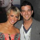 Chelsie Hightower - An Evening With Mark Ballas In Los Angeles, 12 April 2010