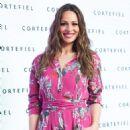 Eva Gonzalez – Cortefiel Spring-Summer 2018 Presentation in Madrid - 454 x 681