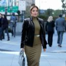 Jennifer Lopez – Filming 'Second Act' Set in New York