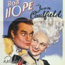Bob Hope and Joan Caulfield