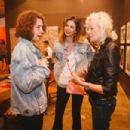 Lucas Jagger, Luciana Gimenez and Ellen Von Unwerth - 454 x 303