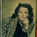 Jane Russell - Movie Stars Magazine Pictorial [United States] (January 1946) - 454 x 588