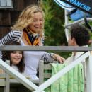 Kate Hudson - Filming A Scene For Something Borrowed In The Hamptons, New York, 2010-05-19