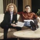 Matt LeBlanc and Dina Meyer