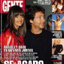 Adrian Suar and Araceli Gonzalez
