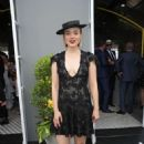 Bella Heathcote – Flemington Racecourse Derby Day in Melbourne - 454 x 680