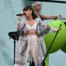 Charli XCX – Performs at Manchester Etihad Stadium in Manchester - 454 x 554