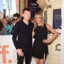 """Sam Worthington- September 8, 2014-""""Cake"""" Premiere - Arrivals - 2014 Toronto International Film Festival"""