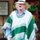Nick Nolte as he left a grocery store in Malibu on Saturday - 306 x 632
