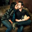 Alexandra Barreto and Rider Strong - 454 x 471