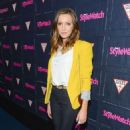 Katie Cassidy: at People StyleWatch Hollywood Denim Party in Santa Monica