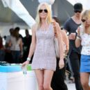 Kate Bosworth at Coachella Music Festival