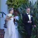 Lauren Conrad At A Friends Wedding In Ojai