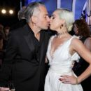 Christian Carino and Lady Gaga At The 25th Annual Screen Actors Guild Awards (2019)