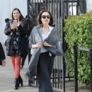Angelina Jolie Out and About in Los Angeles (January 06, 2017)
