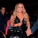 Mariah Carey at Madison Square Garden in New York - 454 x 527