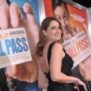 Jenna Fischer - Premiere of Warner Brothers' 'Hall Pass' at the Cinerama Dome on February 23, 2011 in Los Angeles, California