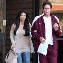 Kim Kardashian's Day Out with Daddy