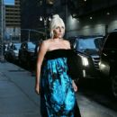 Lady Gaga – Arrives at 'The Late Show With Stephen Colbert' in NY