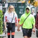 Sophie Turner and Joe Jonas – Out in New York City