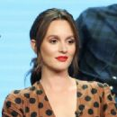 Leighton Meester – 'Single Parents' Panel at 2018 TCA Summer Press Tour in Los Angeles - 454 x 328
