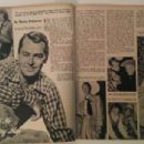 Alan Ladd - Silver Screen Magazine Pictorial [United States] (February 1951)