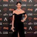 Juana Acosta- Goya Cinema Awards 2016 - Red Carpet