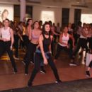Nina Dobrev – Reebok and Nina Dobrev host the Donate in Sweat NYC