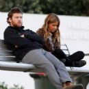 Sam Worthington and Natalie Mark - 454 x 518