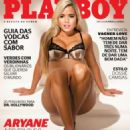 Aryane Steinkopf - Playboy Magazine Pictorial [Brazil] (April 2012) - 454 x 599