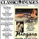 Marilyn Monroe - Classic Images Magazine [United States] (November 1999)