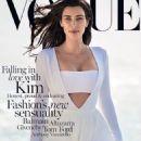 Kim Kardashian West - Vogue Magazine Pictorial [Australia] (February 2015)