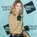 Donna Air – Skate at Somerset House Lunch Party in London - 454 x 610