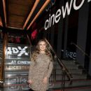 Kelly Brook – Cineworld Leicester Square Relaunch Party in London - 454 x 636