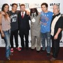 Wade Martin's premiere of music videos by Flavor Flav  at STK at The Cosmopolitan of Las Vegas on September 1, 2015 in Las Vegas, Nevada