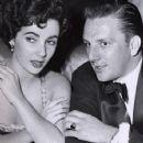 Elizabeth Taylor and Ralph Kiner
