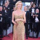 Eva Herzigova – 'Ismael's Ghosts' Screening at 70th Annual Cannes Film Festival in France - 454 x 695
