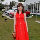 Ophelia Lovibond – Audi Polo Challenge – Day One in Ascot - 454 x 648