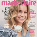 Brie Larson – Marie Claire UK Magazine (March 2019)