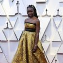 Danai Gurira At The 91st Annual Academy Awards - Arrivals - 400 x 600