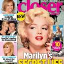 Marilyn Monroe - Closer Magazine Cover [United States] (23 June 2014)