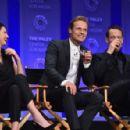 Caitriona Balfe, Sam Heughan, Tobias Menzies -March 12, 2015-Inside the PALEYFEST 'Outlander' Panel